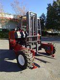 2004 MOFFETT M5500 Forklifts