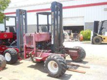 1996 MOFFETT M5000 Forklifts