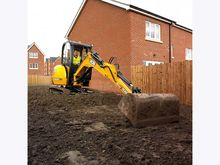 New 2015 Jcb 8029 CT