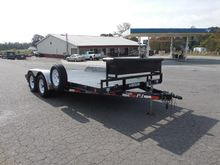 Used 2010 PJ Trailer