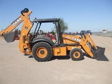 CASE 580SN Backhoe loader