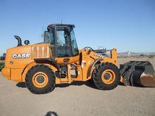 CASE 721F Wheel loaders
