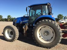 NEW HOLLAND TS6.140 Tractors
