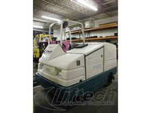 2001 Tennant 7400 Sweeper