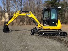 New 2015 Jcb 8055 RT