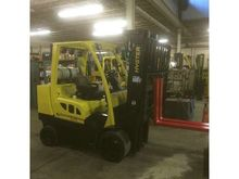 Used 2008 Hyster S10