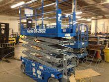 2008 Genie GS2632 Forklifts