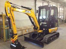 New 2016 Jcb 8029 Ex