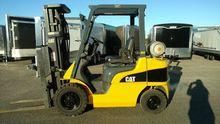 2005 Caterpillar P5000 Forklift
