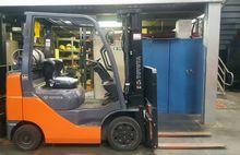 2012 Toyota 8FGCU25 Forklifts