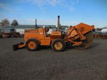1988 CASE 760 Trenchers