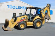 2008 CATERPILLAR 420E Backhoe l