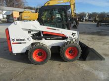 2014 Bobcat S550 Skid steers