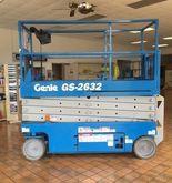 2005 Genie GS-2632 Scissor lift