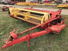 NEW HOLLAND 488 Mower condition