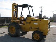 1984 CASE 584C Forklifts