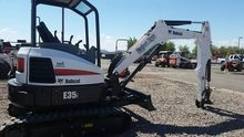 BOBCAT E35I Mini excavators