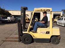 Used 2001 HYSTER H50