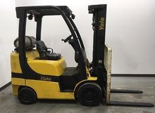 2012 Yale GLCO60 Forklifts