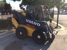 2013 VOLVO MC115C Skid steers