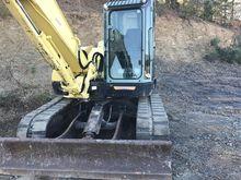 2012 YANMAR SV100 Excavators