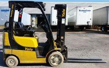 2011 YALE GLC050VX Forklifts