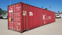 45' CARGO CONTAINERS