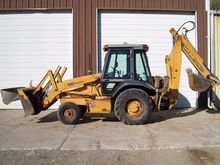 1995 CASE 580 Super L Backhoe l