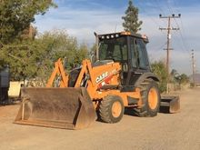 Used 2012 CASE 570NX