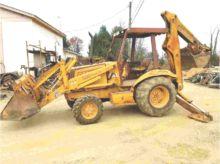 1992 CASE 580SK Backhoe loader