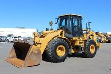 2007 CATERPILLAR 950H Wheel loa