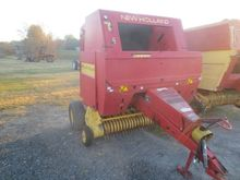 1994 NEW HOLLAND 640 Balers