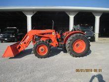 2009 KUBOTA M8540HD Tractors