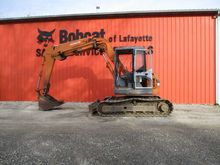 1995 Hitachi EX75UR Excavators