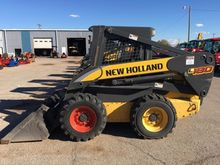 2010 New Holland L180 Skid stee