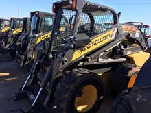 2013 New Holland L230 Skid stee
