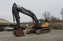 2008 VOLVO EC360CL Excavators