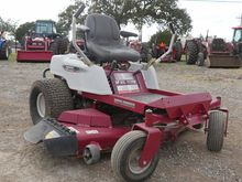 2008 White Outdoor ZT54 Mower