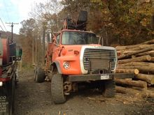1993 HOOD 7000 Log loaders - lo