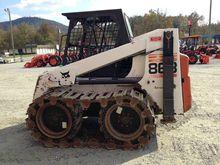 Used Bobcat 863 Skid