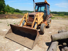 1993 CASE 580SK Backhoe loader
