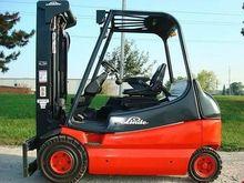 2003 LINDE E20P-02 Forklifts