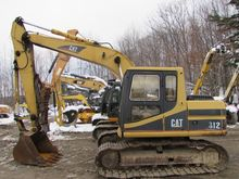 1997 CATERPILLAR 312 Excavators