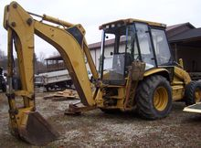 1996 Caterpillar 416C Backhoes