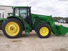 2013 JOHN DEERE 6140M Tractors