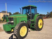 1993 JOHN DEERE 7800 Tractors