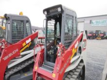 New TAKEUCHI TL8 Com