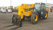 2014 Jcb 507-42 Telehandler