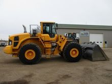 2012 VOLVO L220G Loaders