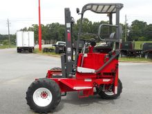 2003 MOFFETT M5000 Forklifts